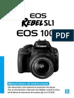 Eos Rebelsl1 100d Bim Es