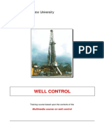 Well Control Eni Manual