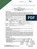 TLI Chlamydia Trachomatis IgM CHLM0070 Novatec Ro082015 En022011 CE Up