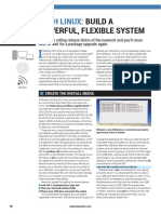 ARCH LINUX - Build powerful, flexible system.pdf