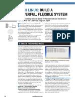ARCH LINUX - Build powerful, flexible system.pdf