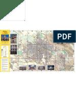Tabriz Map (English)