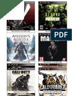 Daftar Games