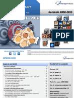 Piata Cerealelor Romania 2016- Prezentare Rezumativa