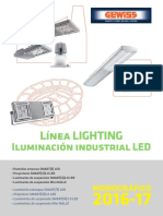 2501703 Gewiss Monográfico 16-17 Industrial Lighting