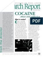 Cocaine Abuse and Addiction