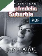 David Bowie - Psychedelic Suburbia
