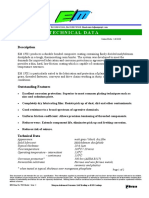 Molybdenum Disulphide Data Sheet