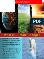Climate Change for Presentation