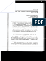 Ley de Madrid