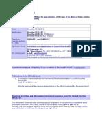 Standards for EMC