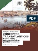 Programa Congreso Iberconceptos Cartagena 2017