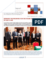 Conference Report Malta 2017