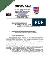 Raport de Activitate Biblioteca JA 2013
