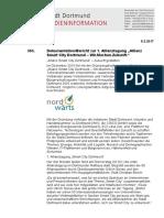 Smart City Pressemitteilung