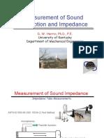10 Impedance Tube