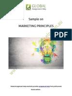 Marketing Principles for Mc Donald