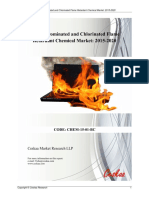 Global Brominated and Chlorinated Flame Retardant Chemical Market