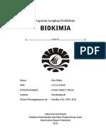Biokimia Unit 5. Urine_Nur Riska_1513141009