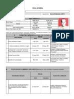 Hoja de Vida, Currículum Vitae, Vitae, Álvaro Miguel Carranza Montalvo, Medicina, Bioética, Ética, Ciencias, Médicas