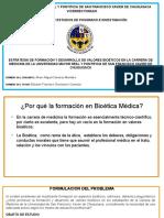 Tesis Bioética, Bolivia, Medicina, Residencia Médica, MIR, Mir, Medicina Interna, Cirugía, Piel Blanca, White Skin