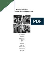 YUNG 2003 Biosand Filtration.pdf