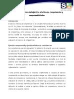 Metodologia de Ejercicio Efectivo de Competencias
