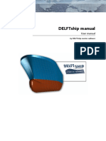 delftship manual