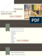 QTP Online Training and Interview Questions