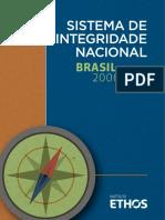 Sistema de Integridade Nacional – Brasil, 2000-2015