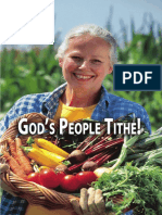 God's People Tithe
