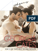 Dear Agony 217 Georgia Cates