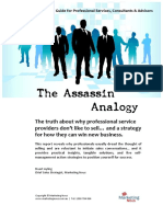 The Assassin Analogy ProfServ