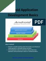 Android Application Development Basics - VertexPlus
