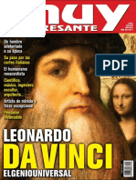 Muy Historia Chile 2017 #02 - Leonardo Da Vinci