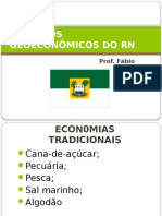 Aspectos geoeconomicos do Rn