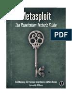 Metasploit the Penetration Tester s Guide