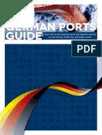 Broschuere German Ports Englisch