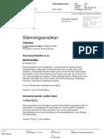Polis Louise Frejdig Misshandel Eskilstuna B 1147-16