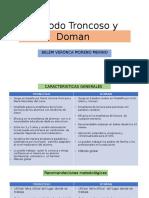 Método Troncoso y Doman