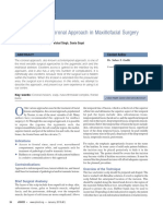 Versatility of the Coronal Approach in Maxillofacial Surgery.pdf