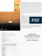 Achille Mbembe - Sair Da Grande Noite-1