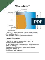 Type of Level Measurement
