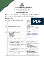 UGC-Form