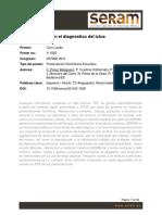 SERAM2014_S-1025 La TC Avanzada en El Diagnóstico Del Ictus