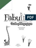 FABULIRE Méthode de Lecture CP Extrait RETZ