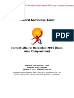 Gk Today Current Affairs December 2015