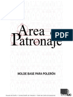 Molde Base Para Polerón