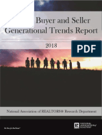 2018 Home Buyer and Seller Generational Trends Report