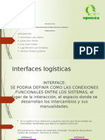 Interfaces Logisticas